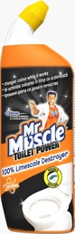 Mr Muscle® Toilet Liquid 100% Limescale Destroyer (Discontinued)