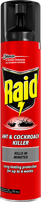 Raid® Ant & Cockroach Killer