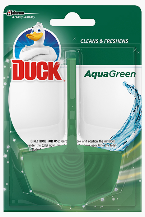 Duck® Rimblock Aqua Green