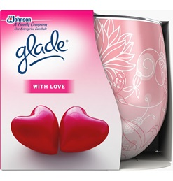 Glade® Large Candle With Love