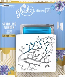 Glade® Sparkling Wonder Winter Flowers Discreet (Discontinued)