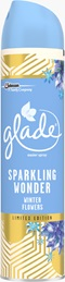 Glade® Sparkling Wonder Winter Flowers Aerosol (Discontinued)