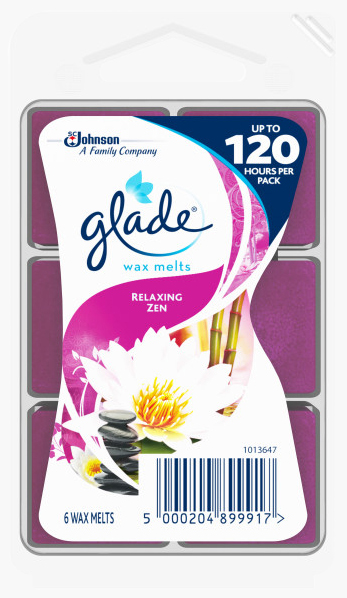 Glade® Wax Melt Refill Relaxing Zen