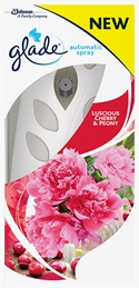 Glade® Automatic Spray Luscious Peony and Cherry