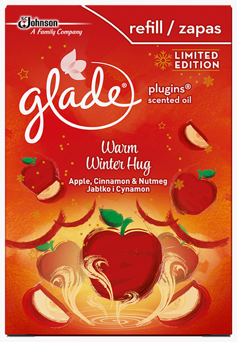 Glade® Liquid Electric Refill Warm Winter Hug