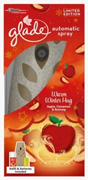 Glade® Autospray Starter Kit Warm Winter Hug