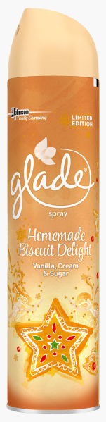 Glade® Aerosol Homemade Biscuit Delight