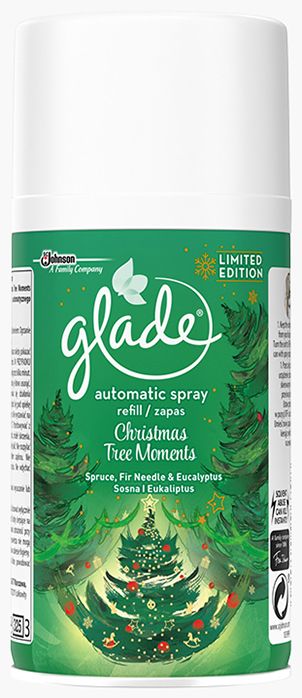 Glade® Autospray Refill Christmas Tree Moments