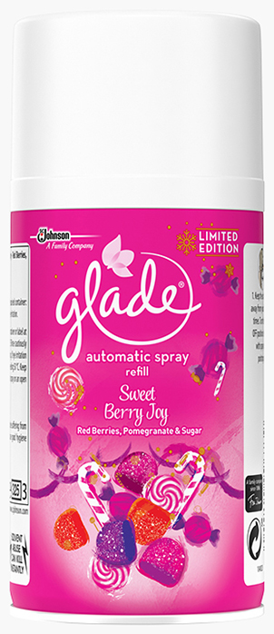 Glade® Autospray Refill Sweet Berry Joy