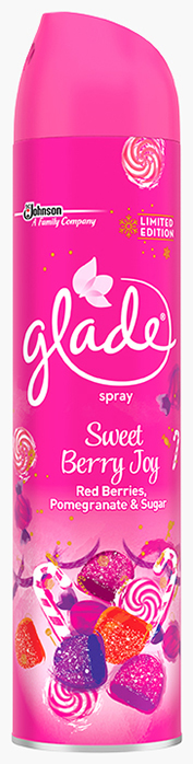 Glade® Aerosol Sweet Berry Joy