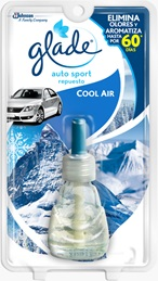 Glade® Auto Sport Cool Air (Interrumpido)