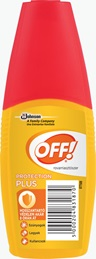 Off!® Protection Plus Pumpás Folyadék