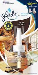 Glade® Electric Scented Oil Oud Desire™