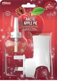Glade® Electric Holder Artic Apple Pie®
