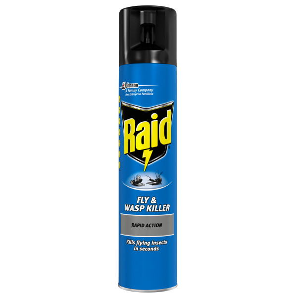 Raid® Fly & Wasp Killer