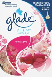 Glade® Liquid Electric With Love  Refill