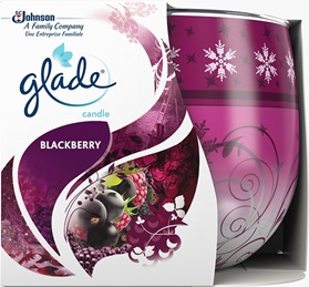 Glade® Candle Blackberry