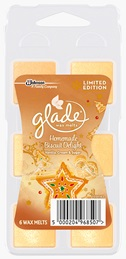 Glade® Wax Melts Homemade Biscuit Delight