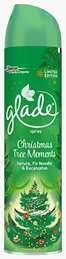 Glade® Aerosol Christmas Tree Moments