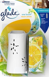 Glade® One Touch Citrus Holder