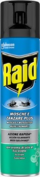 Raid® Flies & Mosquitoes Spray Eucalyptus