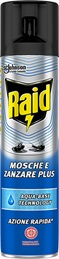 Raid® Flies & Mosquitoes Spray Aqua-Base Technology