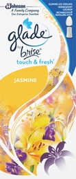 Glade® by Brise® Touch & Fresh®  Recharge Fraîcheur Jasmin