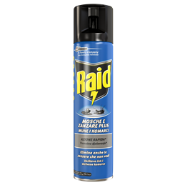 Raid® Spray Flies and Mosquitoes Killer