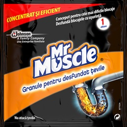 Mr Muscle® Clog Granules