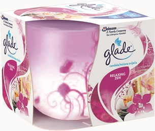Glade® Candle Relaxing Zen