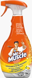Mr Muscle®  5in1 Kitchen Cleaner