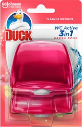 Duck® WC Active Fresh Rose