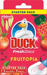 Duck® Fresh Discs® - Fruitopia  starter kit