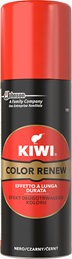 KIWI® Color Renew – czarny renowator do zamszu i nubuku