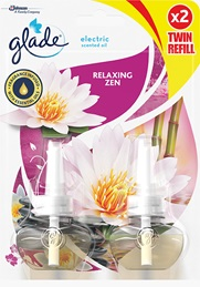 Glade® Electric Scented Oil - Relaxing Zen