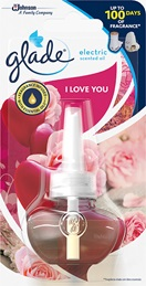 Glade® Electric Scented Oil I Love You