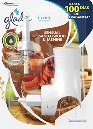 Glade® Electric Scented Oil Sandalwood