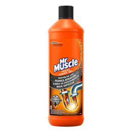 Mr Muscle® Desentupidor Canos Gel 1L