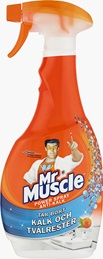 Mr Muscle® Power Spray Anti-Kalk