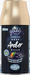 Glade® Automatic Spray, polnilo, Deep Amber Woods
