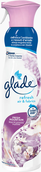 Glade® Refresh Air, Gorska Svežina