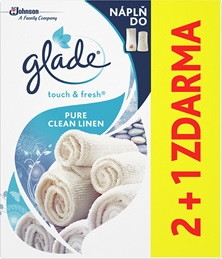 Glade® Touch & Fresh Pure Clean Linen
