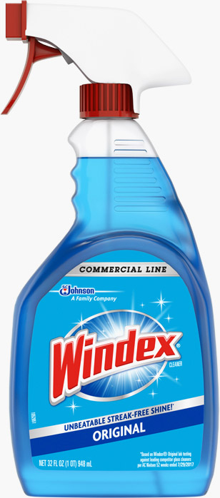 Windex® Commercial Glass Cleaner