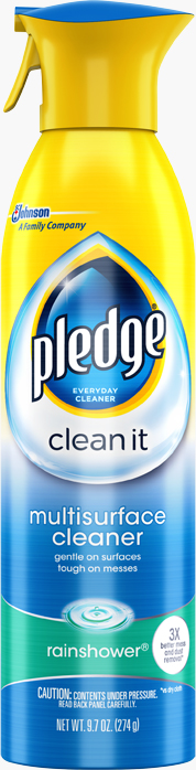 Pledge® Multisurface Cleaner Rainshower®
