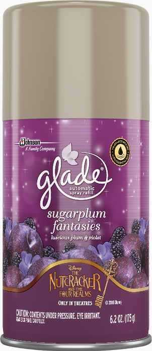 Automatic Spray Refill - Sugar Plum Fantasies