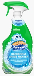 Scrubbing Bubbles® Bathroom Grime Fighter Spray - Rainshower®