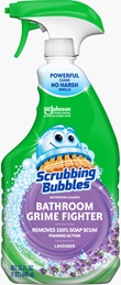 Scrubbing Bubbles® Bathroom Grime Fighter Spray - Lavender