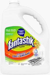 fantastik® Disinfectant Multi-Purpose Cleaner (Fresh) (Refill)