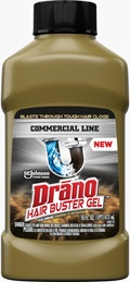 Drano® Commercial Line™ Hair Buster Gel™
