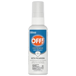 OFF!® Defense Insect Repellent 2 with Picaridin